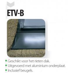 ETV-B 80 voor rieten dak